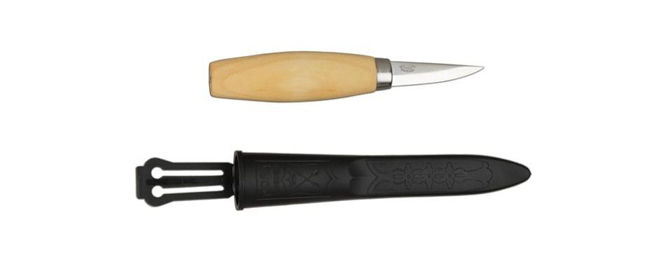 morakniv wood carving 120 knife