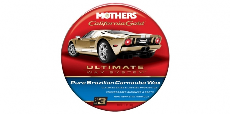 Mothers California Gold Carnauba Paste