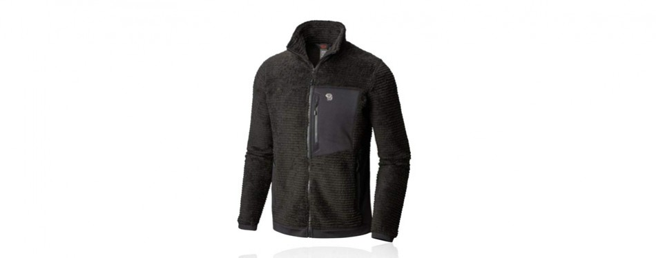 mountain hardwear monkey man fleece jacket