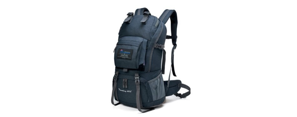 mountaintop 40 liter backpacking backpack