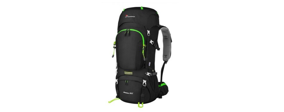 mountaintop 60l hiking backpacking backpack