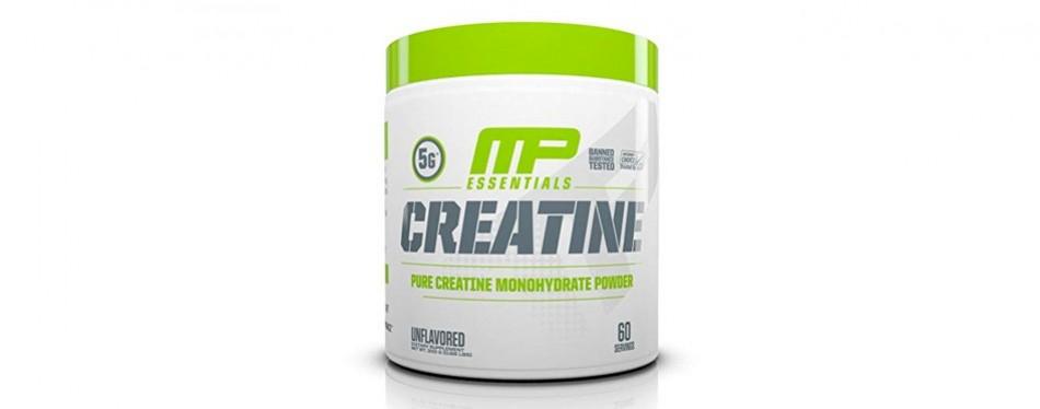mp essentials micronized creatine