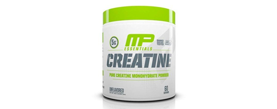 mp essentials micronized creatine