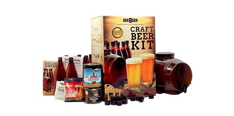 Mr. Beer Premium Gold Edition