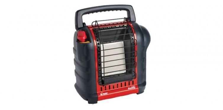 mr. heater 4k/9k btu portable radiant heater