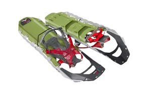 msr revo ascent backcountry & mountaineering snow shoes