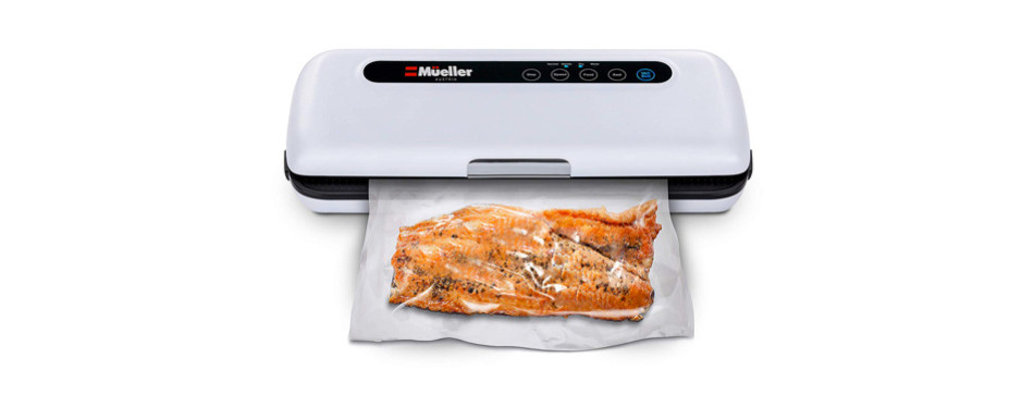 mueller automatic vacuum sealer with starter kit