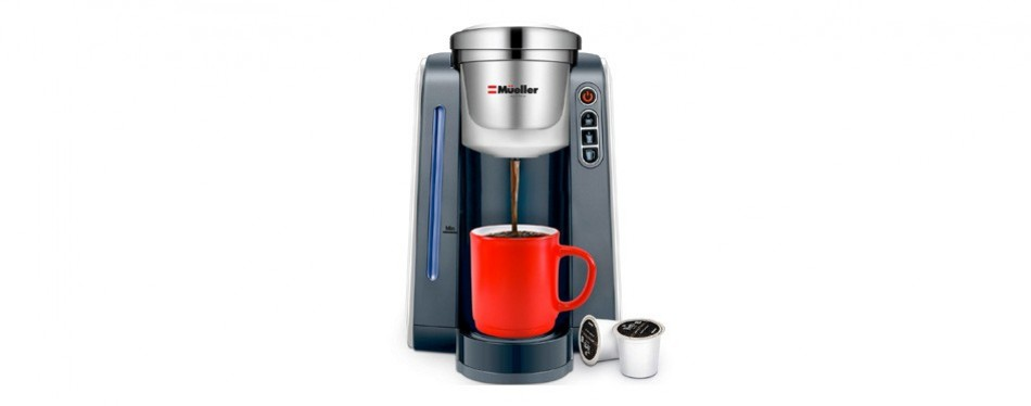 mueller ultima single serve k-cup coffee maker