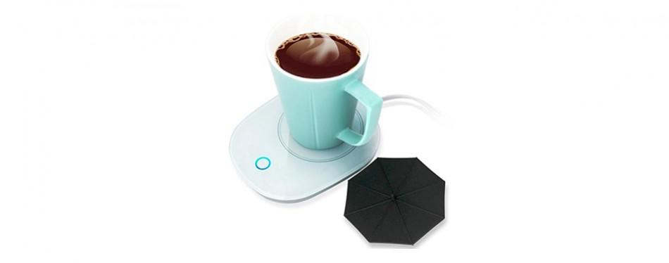 mug warmer coffee warmer with automatic shut off