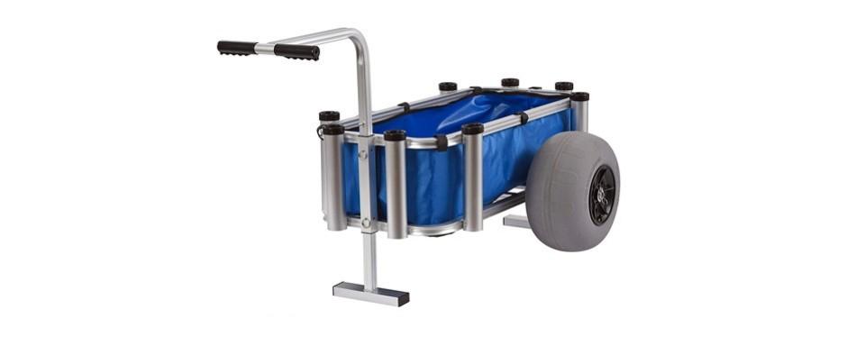 muscle carts blue fish and marine cart