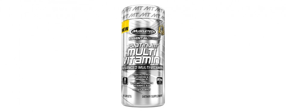 muscletech multivitamins for men