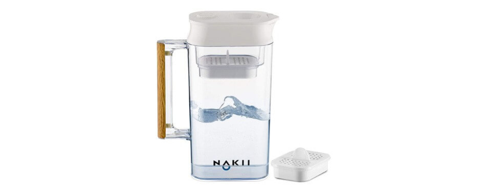 nakii long-lasting water filter