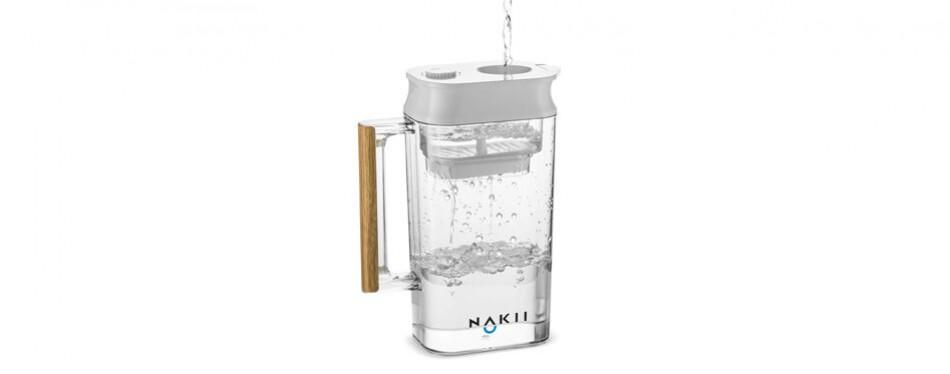 nakii long-lasting water filter