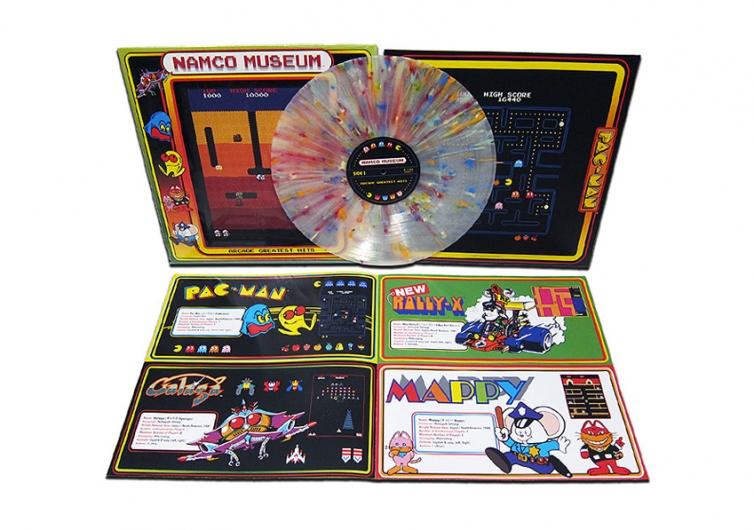 Namco Museum Vinyl
