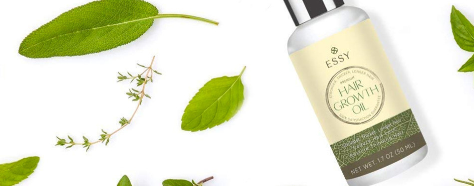 natural hair growth oil, by essy