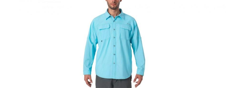 naviskin long sleeve dry cooling fishing fishing shirt