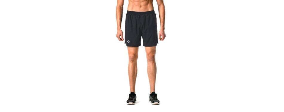 naviskin men's running shorts