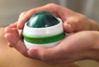 nayoya wellness massage ball roller 2 piece deluxe set