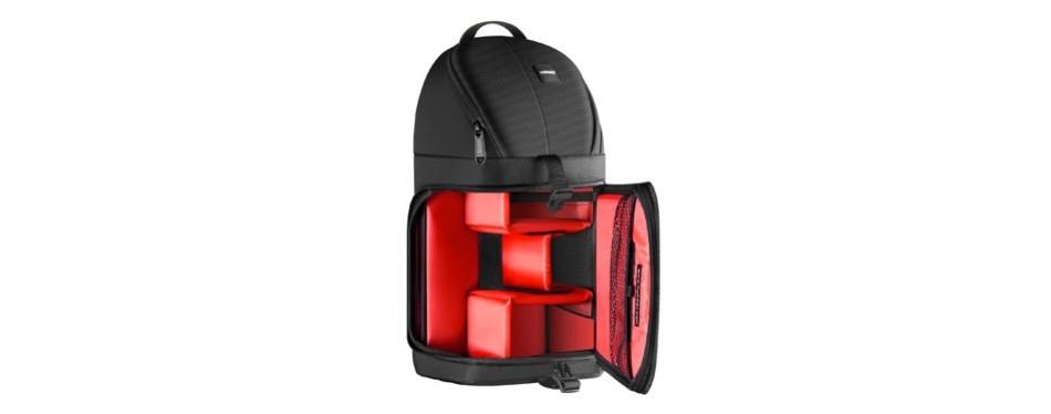 neewer professional camera storage sling bag