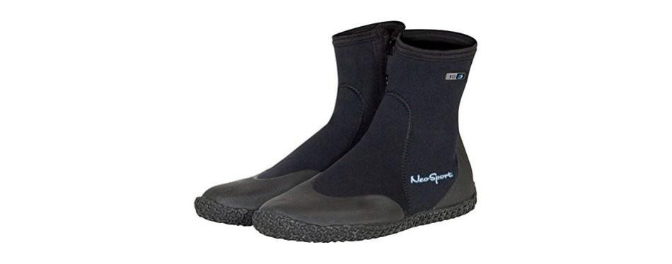neo sport premium neoprene wetsuit boots