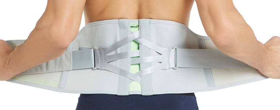 neotech care back brace belt corset