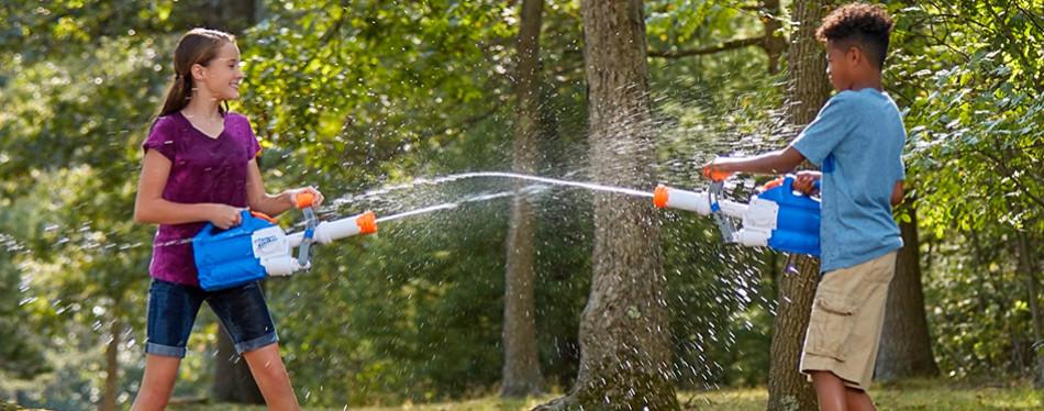 nerf super soaker soakzooka water gun