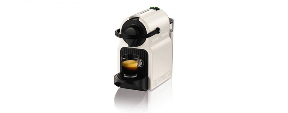 nespresso inissia coffee capsule machine