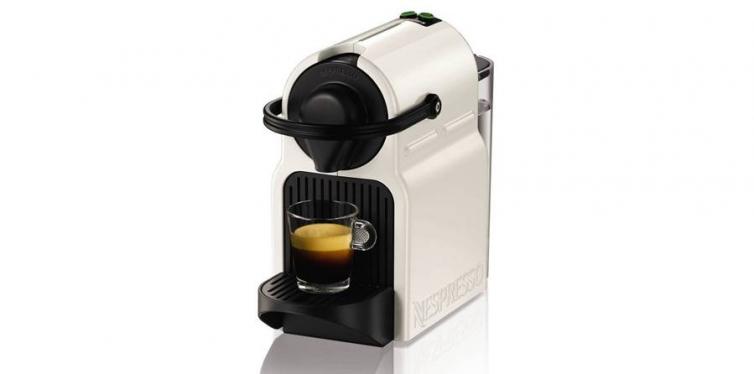 nespressoinissia coffee capsule machine