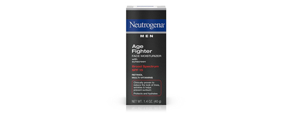 neutrogena age fighter face moisturizer