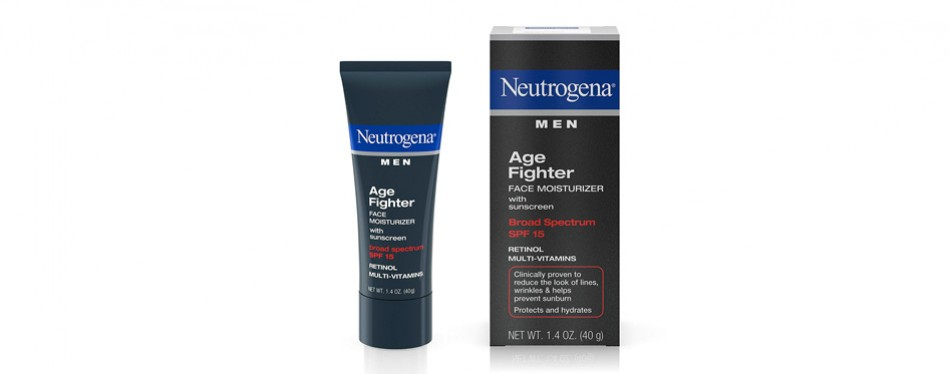 neutrogena age fighter face moisturizer