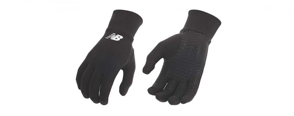 new balance lightweight running gloves
