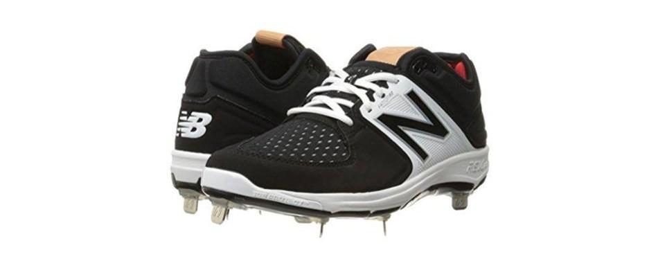 new balance men's l3000v3 metal baseball cleats