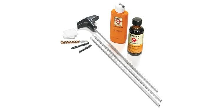 new hoppe's 9 rifle cleaning kit