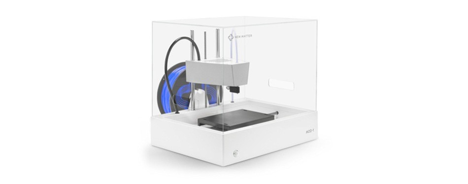 new matter mod-t desktop 3d printer