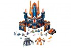 nexo knights knighton lego castle set