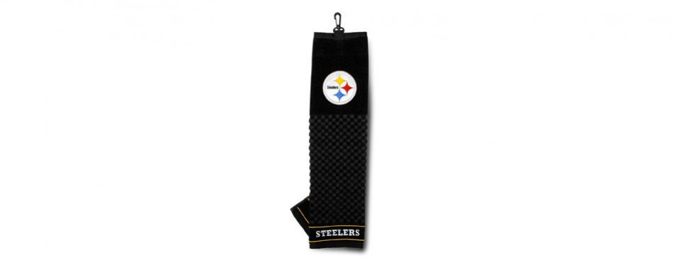 nfl embroidered golf towel