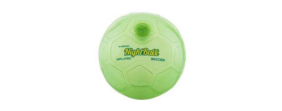 nightball tangle creations light up soccer ball