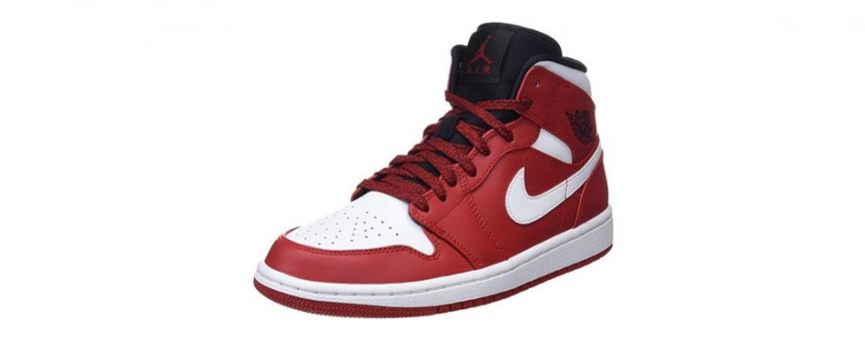 nike air jordan mid basketball shoe
