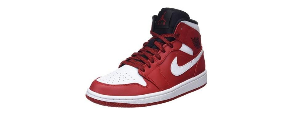 nike air jordan mid basketball shoe