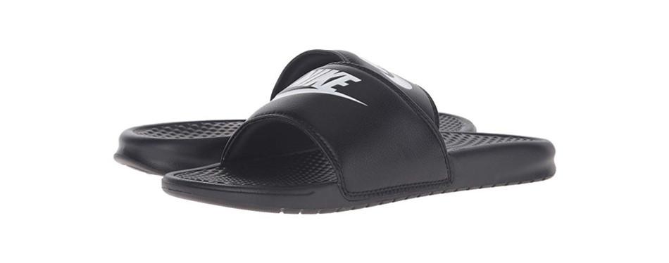 nike benassi just do it slide sandal