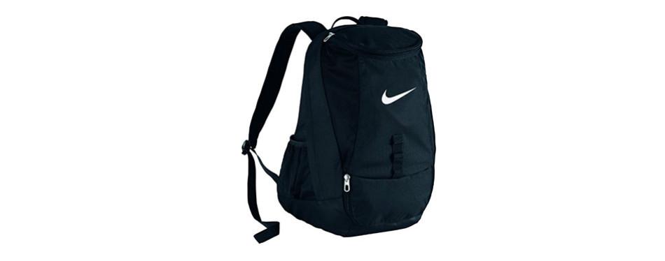 nike club team bagpack 45x35x22,5 cm black swoosh