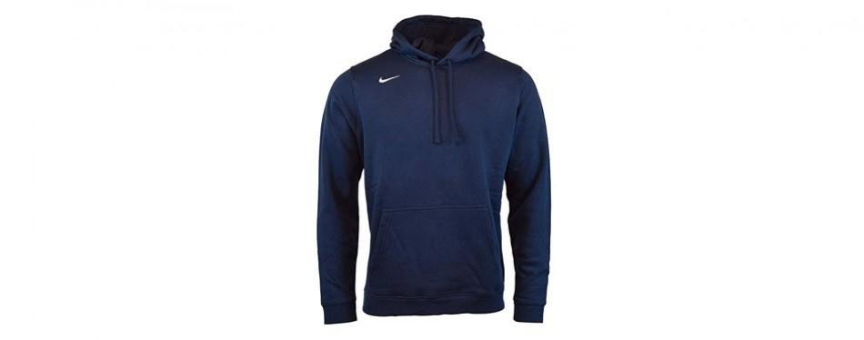 nike men's therma-fit fleece hoodie