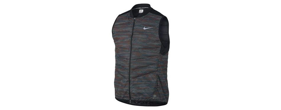 nike men's aeroloft flash running vest