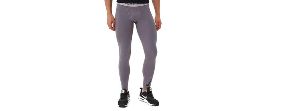 nike men's pro warm yoga pants