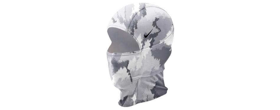 nike pro combat hyperwarm hydropull ski mask hood