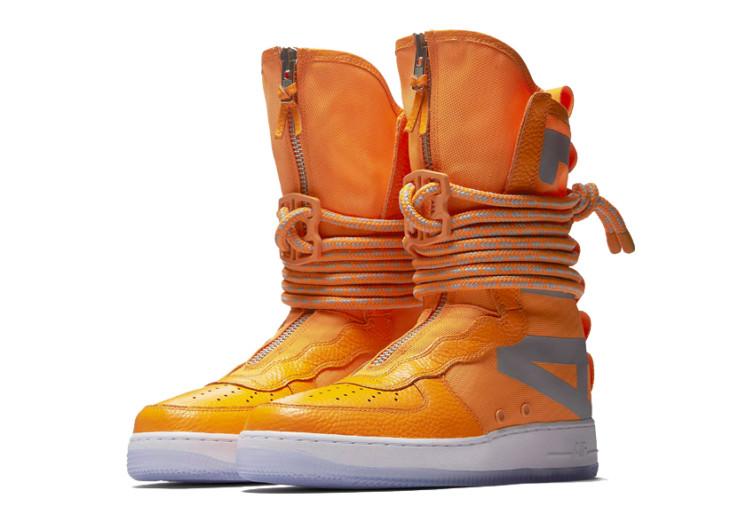 Nike SF AF-1 Orange