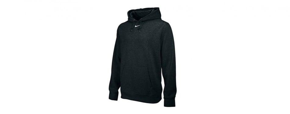 nike team club fleece hoodie