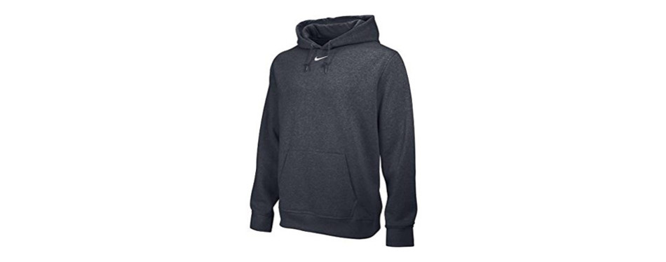 nike team club fleece hoodie