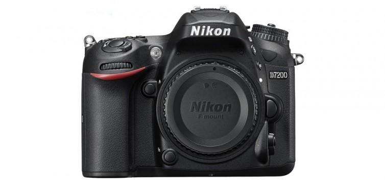 nikon d7200 24.2 mp dx-format digital