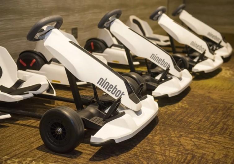 Ninebot Electric Gokart